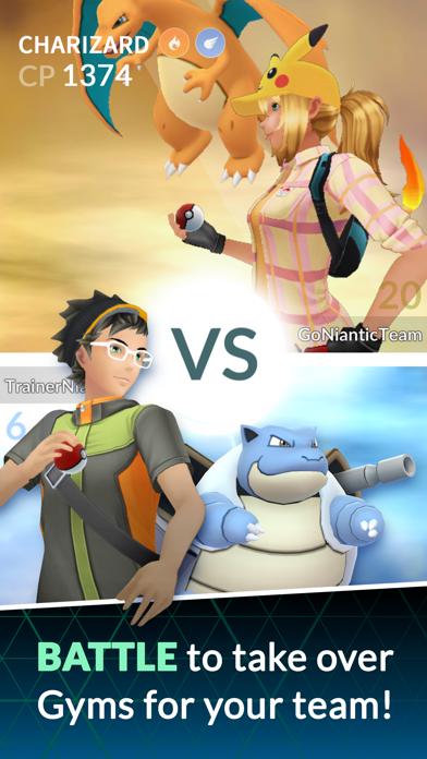 Pokémon GO for windows pc