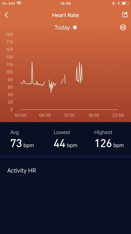 Zeroner(Zeroner health Pro) screenshot-3