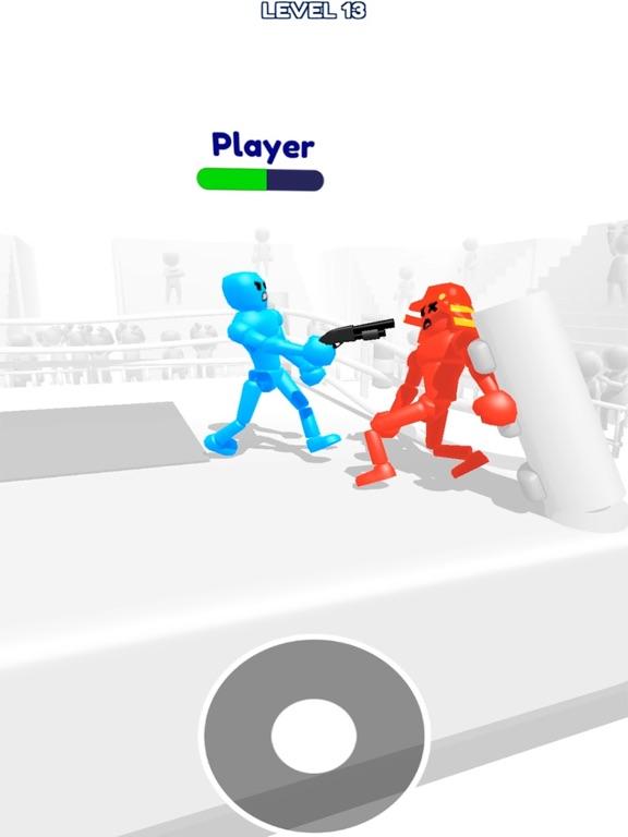 Stickman Ragdoll Fighter screenshot 11