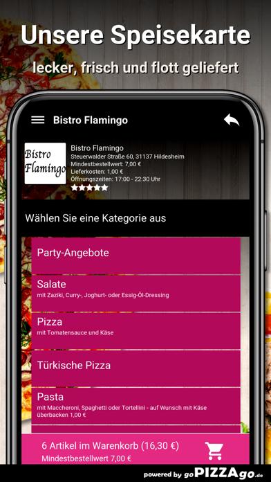 Bistro Flamingo Hildesheim screenshot 4