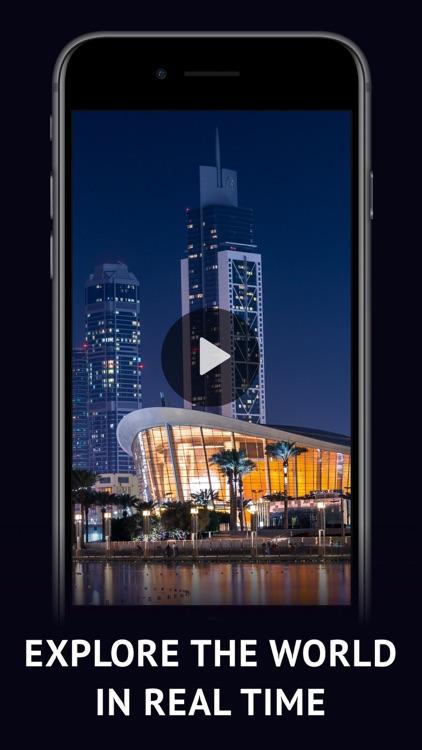 Webcams: World View: Discovery screenshot-0