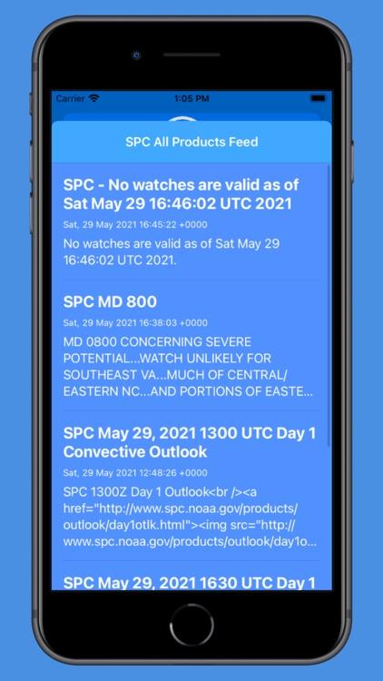 IEM Mobile screenshot-6
