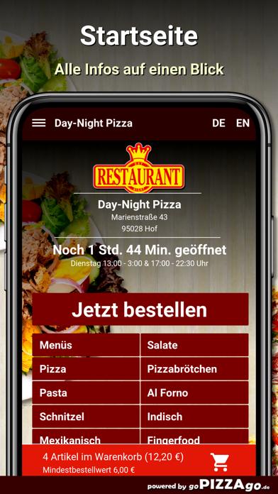 Day-Night Pizza Hof screenshot 3