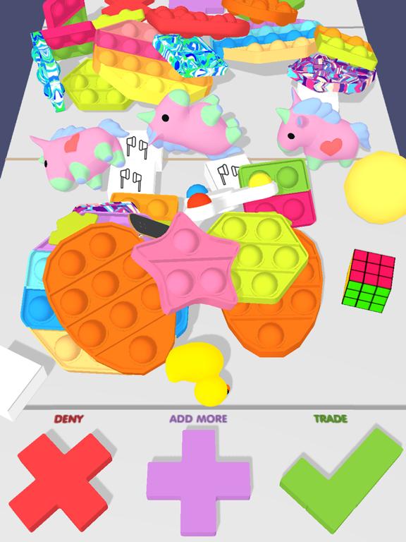Fidget Trading 3D: Fidget Toysのおすすめ画像1