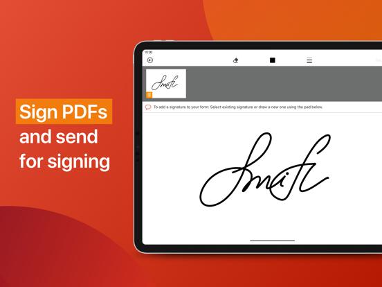 Screenshot #5 pour pdfFiller: modifier pdf & docs