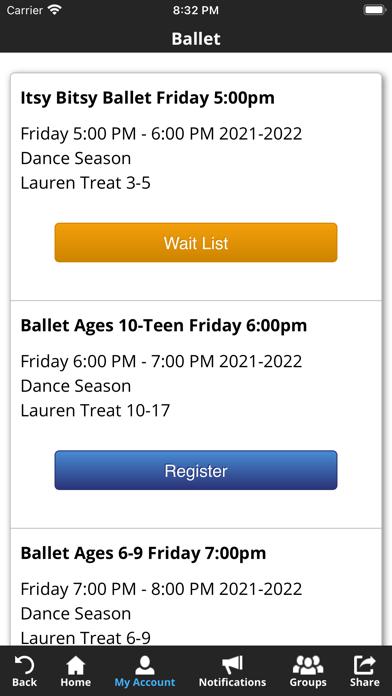 City Stage Dance Academy screenshot 3