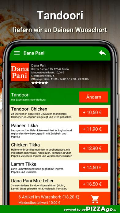Dana-Pani Berlin screenshot 6