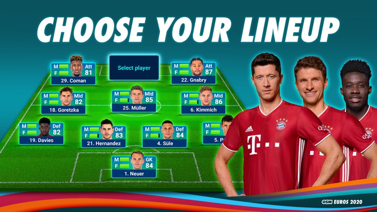 Online Soccer Manager (OSM) screenshot-0
