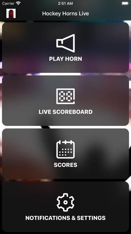 Hockey Horns Live screenshot-5