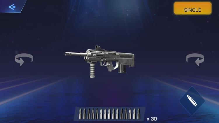 Real Guns Simulator 3D screenshot-3