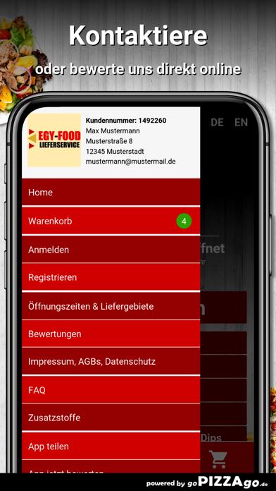 Egy-Food Frankfurt am Main screenshot 3
