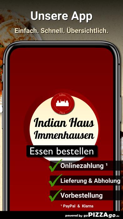 Indian Haus Immenhausen screenshot 1
