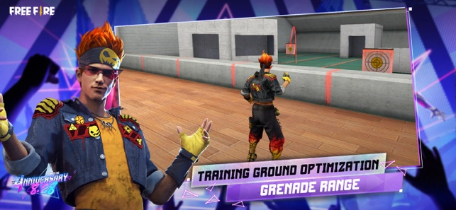 Garena Free Fire 4nniversary On The App Store