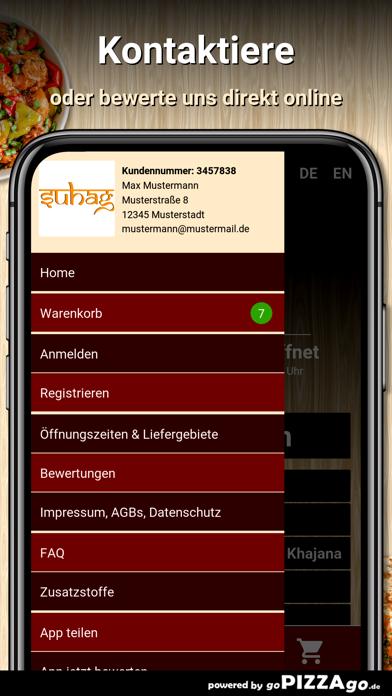 Suhag im Waldeck München screenshot 3