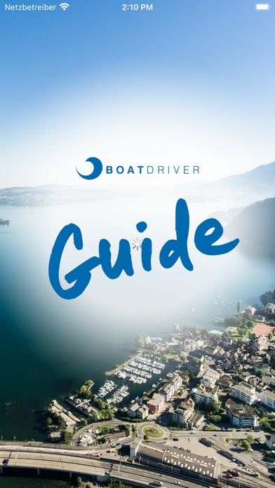 BoatDriver-Guide Swiss screenshot 1