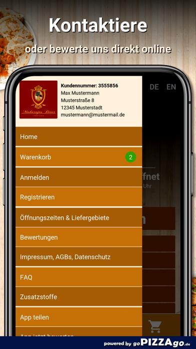 Maharajas Diner Pforzheim screenshot 3