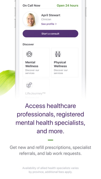 TELUS Health Virtual Care