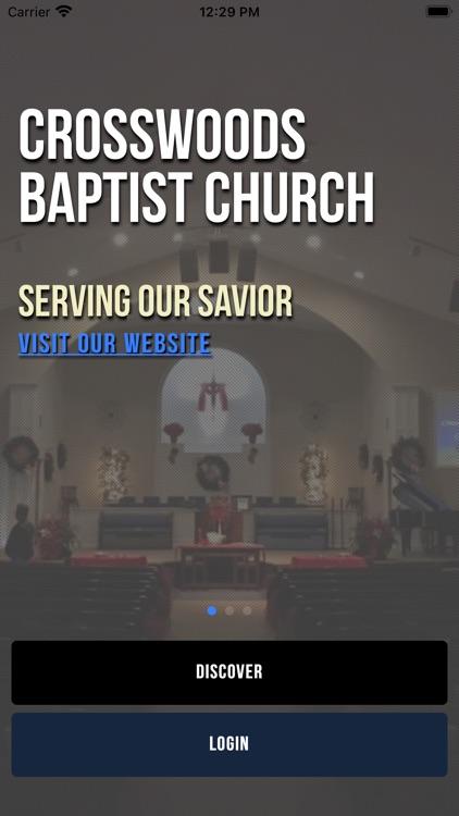 Crosswoods Baptist Church