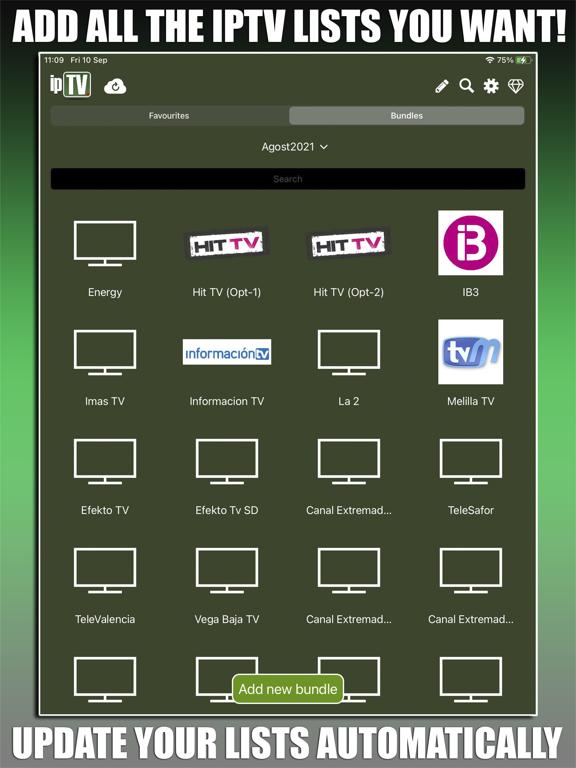 ipTV Pro Player Tv screenshot 4