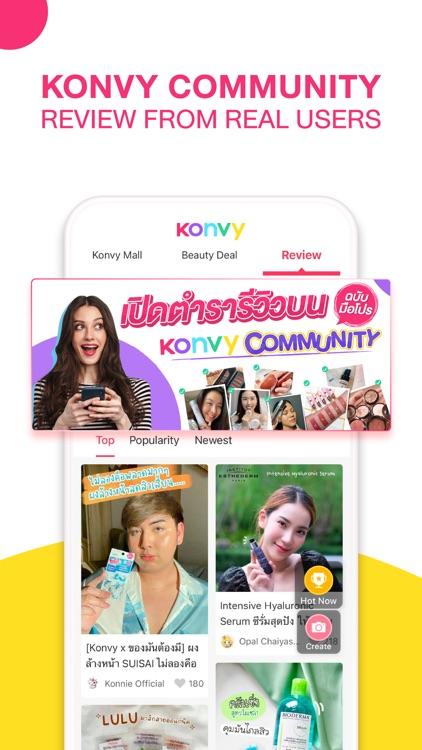 Konvy - Beauty Shopping screenshot-5