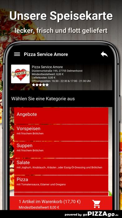Amore Delmenhorst screenshot 4