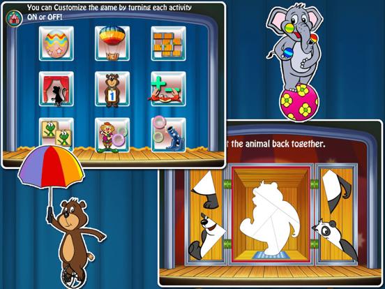 Animal Preschool! Circusのおすすめ画像1