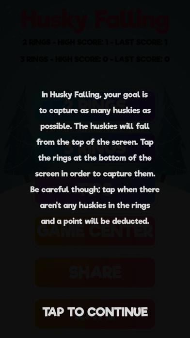 Husky Falling紹介画像3