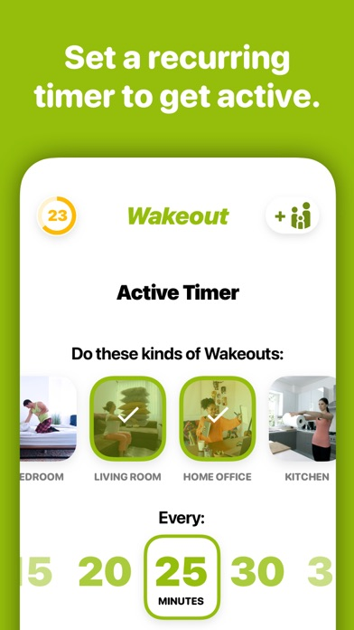 Download Wakeout! - Exercise breaks for Android