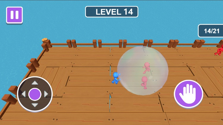 Bubble Hit 3d