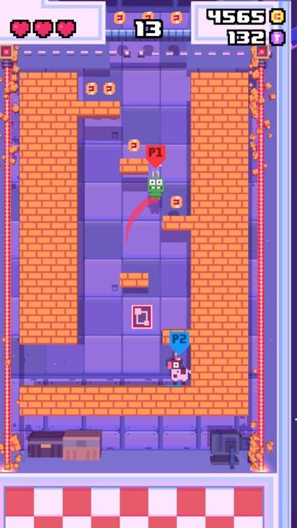 Crossy Road Castle screenshot-0