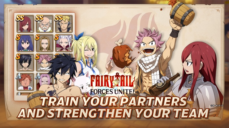 FAIRY TAIL: Forces Unite! screenshot-4