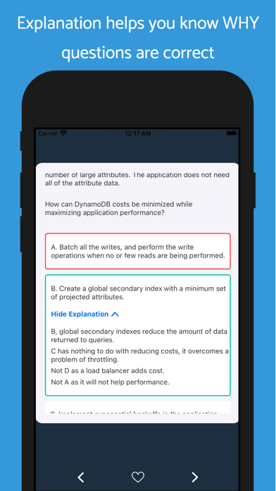 AWS Certified Developer - 2021 Screenshot
