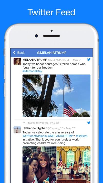 Trump Tracker: News & Politics screenshot-3