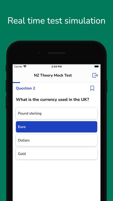 Life in the UK Test PrepareScreenshot of 2