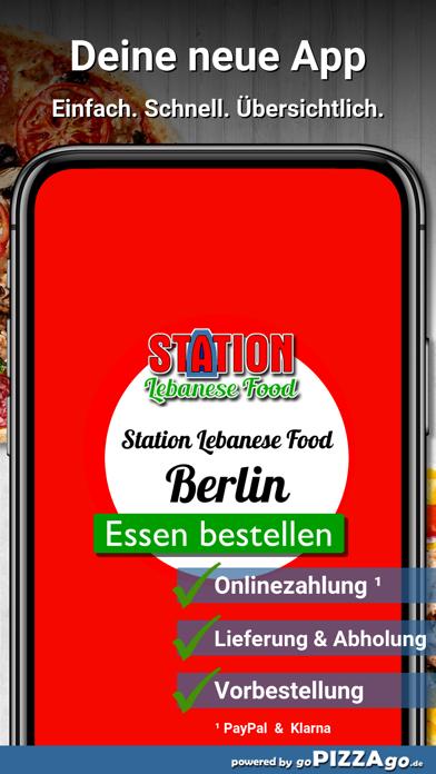 Station Lebanese Food Berlin screenshot 1