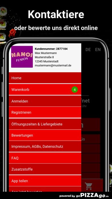 Hanoi Fusion Bistro München screenshot 3
