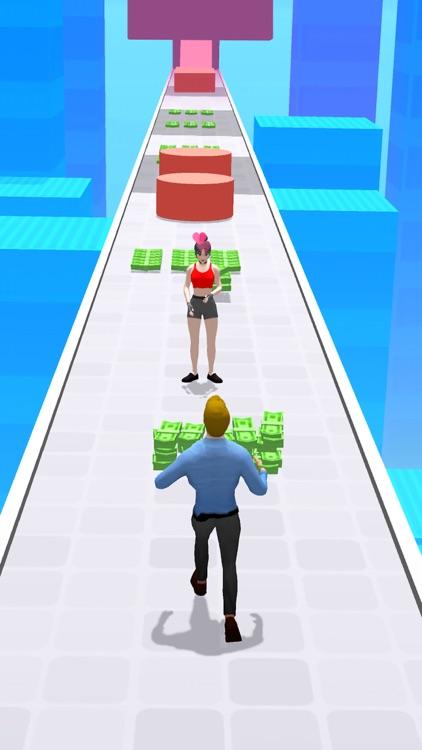 Money Run 3D! screenshot-3
