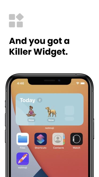 Notmoji - Planner with emojis screenshot-5