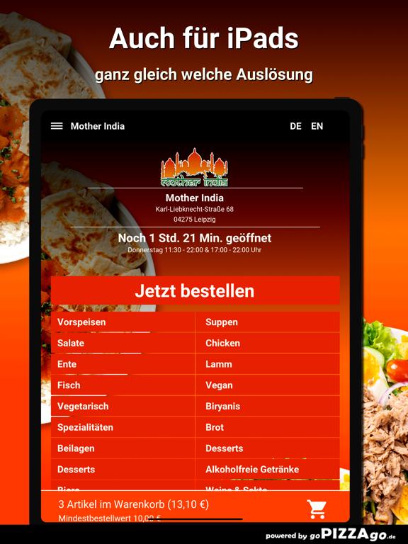 Mother India Leipzig screenshot 7