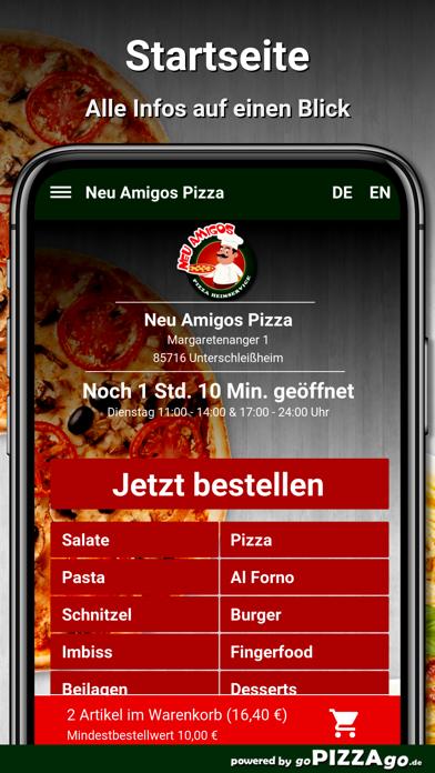 Neu Amigos Unterschleißheim screenshot 2