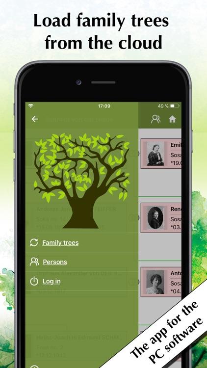 Family Tree Explorer Viewer