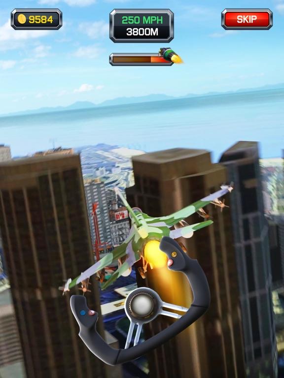 Crazy Plane Landing screenshot 13