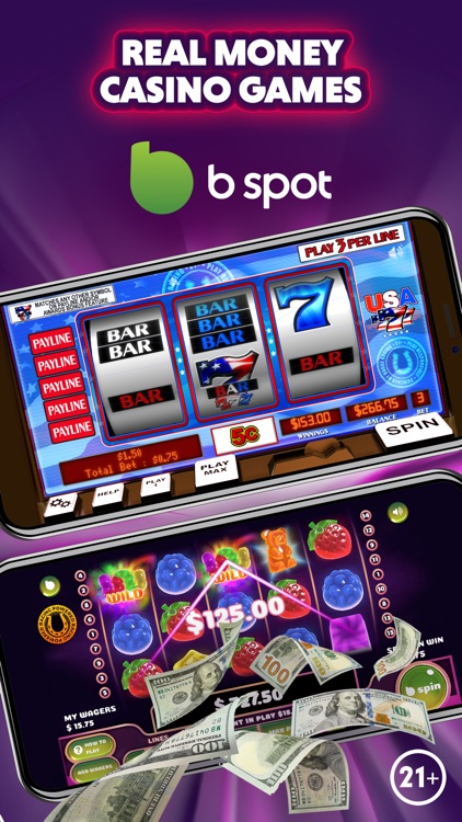 b spot Real Money Casino Games screenshot-0