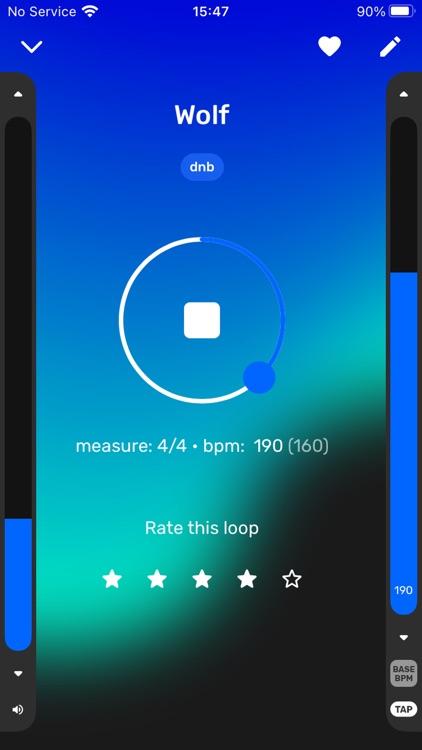 Drum Loops - Drum & Bass Beats screenshot-3