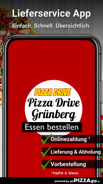 Pizza Drive Grünberg screenshot 1