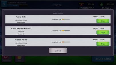 Screenshot 3 of Football Referee Simulator App