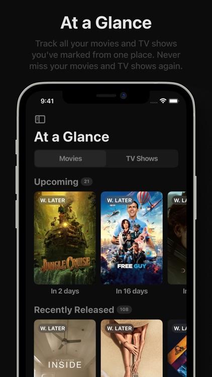 Konsensus: Movies & TV Shows