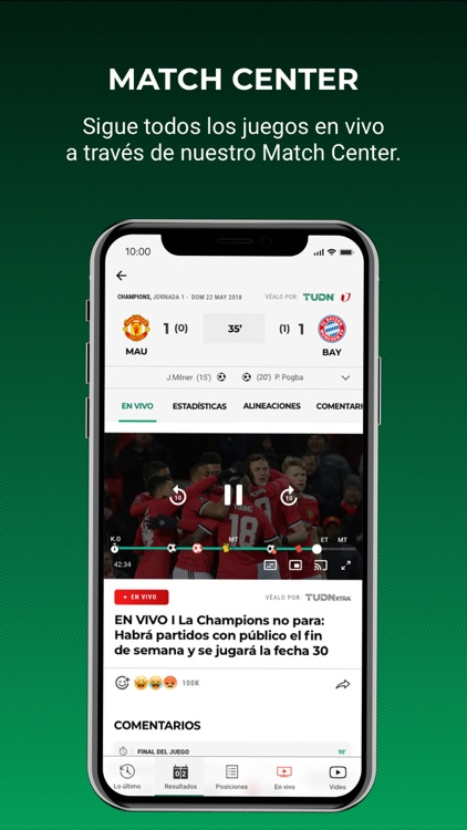 TUDN: TU Deportes Network screenshot-5