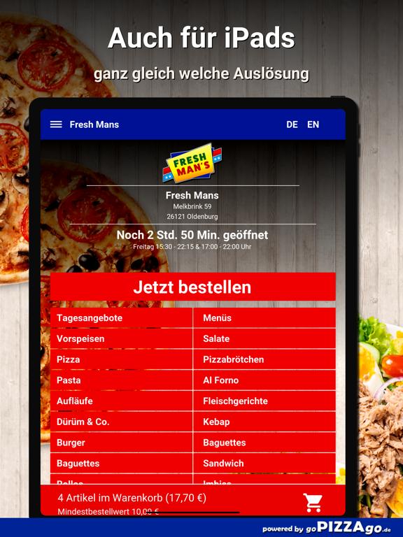 Fresh Mans Oldenburg screenshot 7