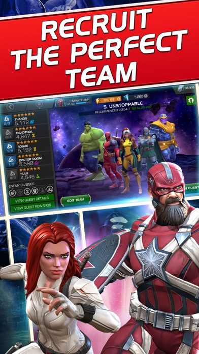 Marvel Contest of Champions for windows pc